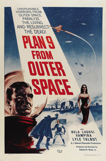План 9 из открытого космоса (1957)