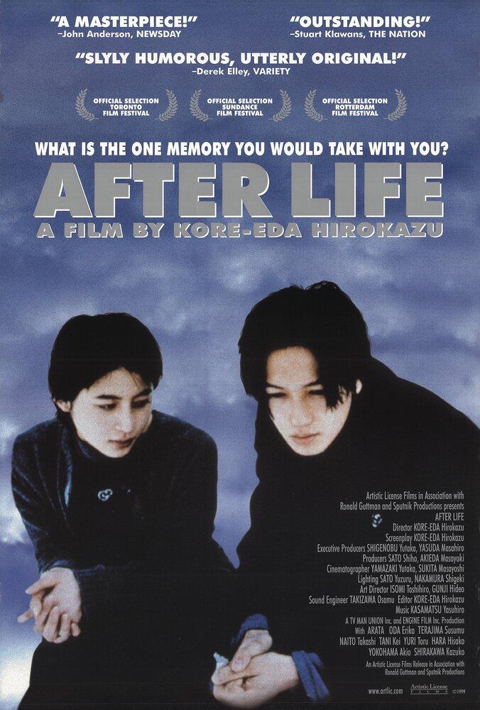 Фильмы После жизни смотреть онлайн