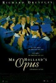 Смотреть онлайн Опус мистера Холланда