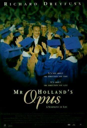 Опус мистера Холланда 1995
