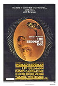 Змеиное яйцо (1977)