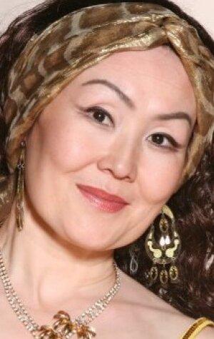 Жаныл Асанбекова