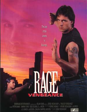 Rage of Vengeance (1993)