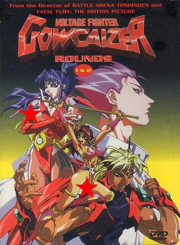 Постер Гокайзер – энергетические воины undefined