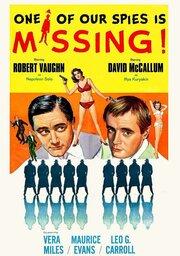 Пропал один из наших шпионов (1966)