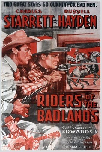 (Riders of the Badlands)