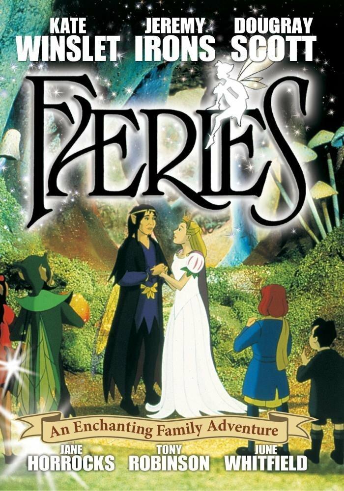 Гарри в стране фей / Faeries (1999)