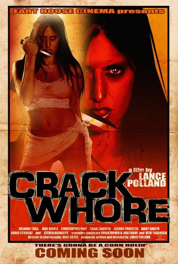 White Crack Whore