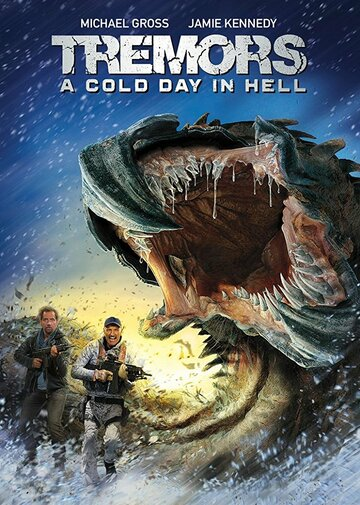 Дрожь земли / Tremors: A Cold Day in Hell. 2018г.