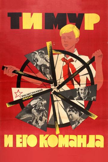 Тимур и его команда (1940) полный фильм