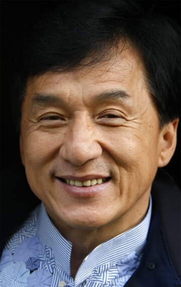 jackie chan height