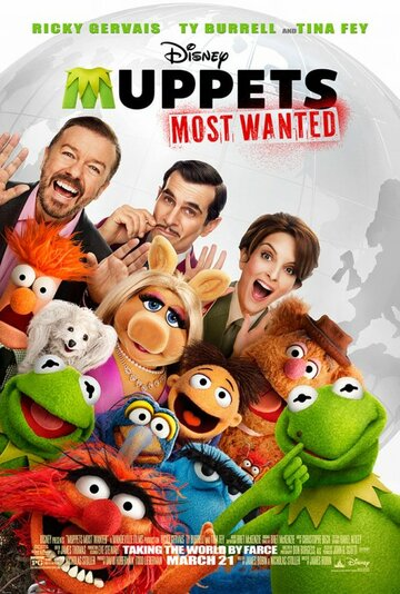 ������� 2 (Muppets Most Wanted)