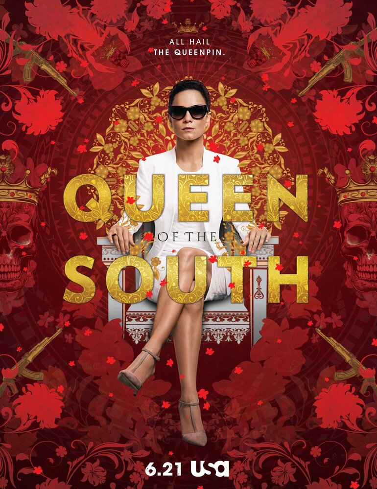 Королева юга / Queen of the South