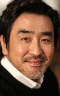 Фотография актера Рю Сын-рён