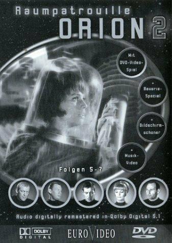 Космический патруль – Корабль Орион (1966) полный фильм