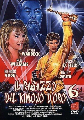 Золотое кимоно воина 6 (1993)
