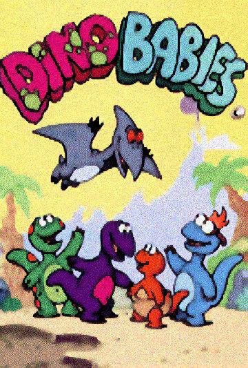 Динозаврики мультики