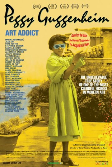 Фильм Peggy Guggenheim: Art Addict