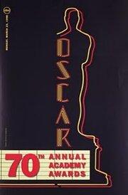 70-я церемония вручения премии «Оскар» (1998)