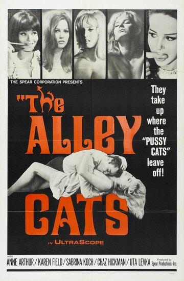 Аллея кошек