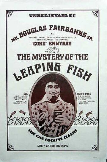 Тайна летучей рыбы (1916)