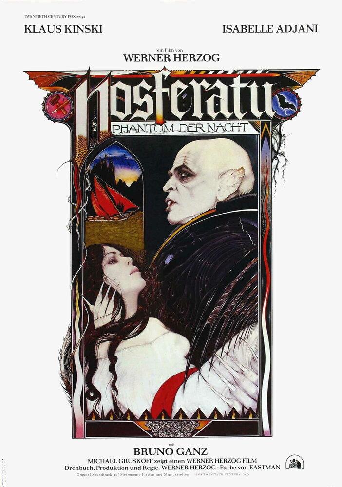 Носферату: Призрак ночи / Nosferatu: Phantom der Nacht (1978)