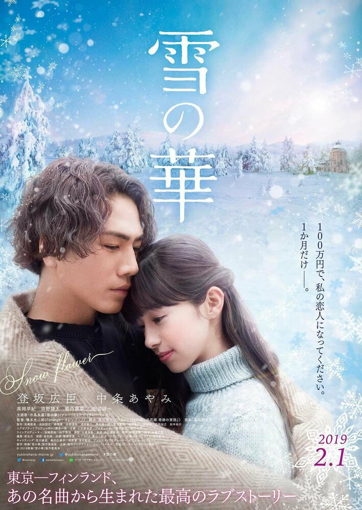 Фильмы Снежный цветок