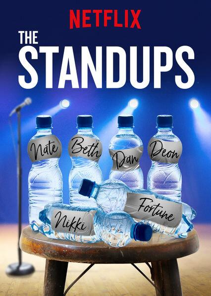 The Standups (2017) смотреть онлайн 1 сезон все серии подряд в хорошем качестве