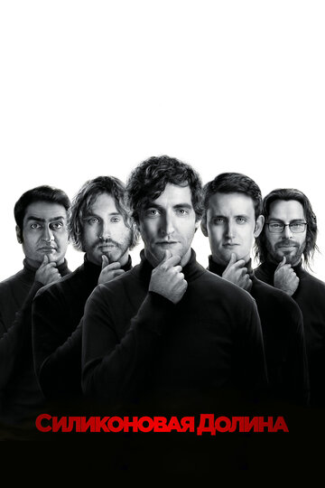 Кремниевая долина / Силиконовая долина  (сериал 2014 – ...) Silicon Valley