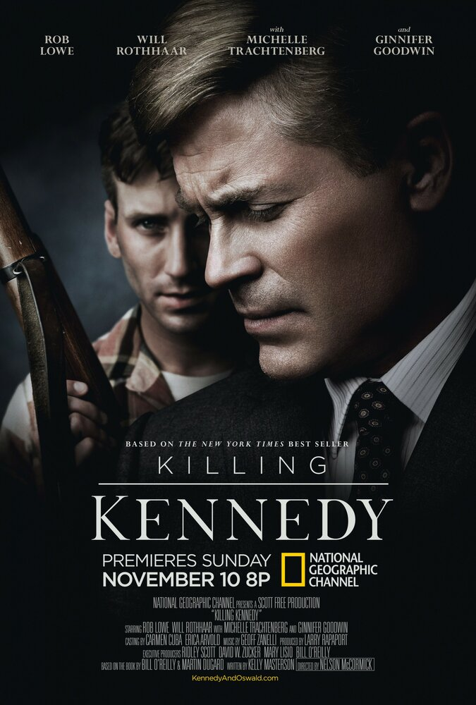 Убийство Кеннеди (2013) - смотреть онлайн