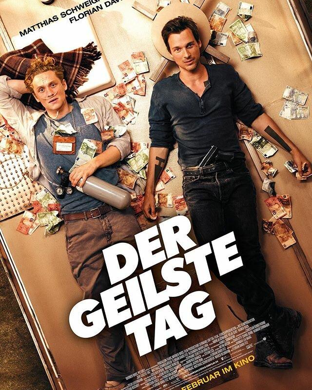 Самый крутой день / Der geilste Tag (2016)