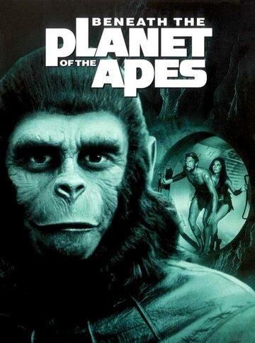 Под планетой обезьян (1970) полный фильм онлайн