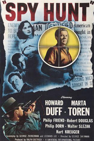 Spy Hunt (1950)