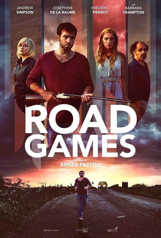 Дорожные игры / Road Games (2015)
