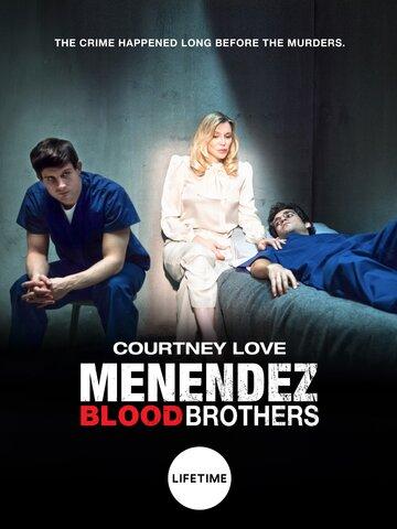 Постер к фильму Менендес: Братья по крови (2017)