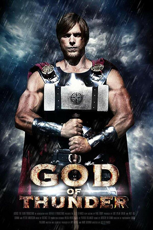 Отзывы к фильму – Бог грома (2015)