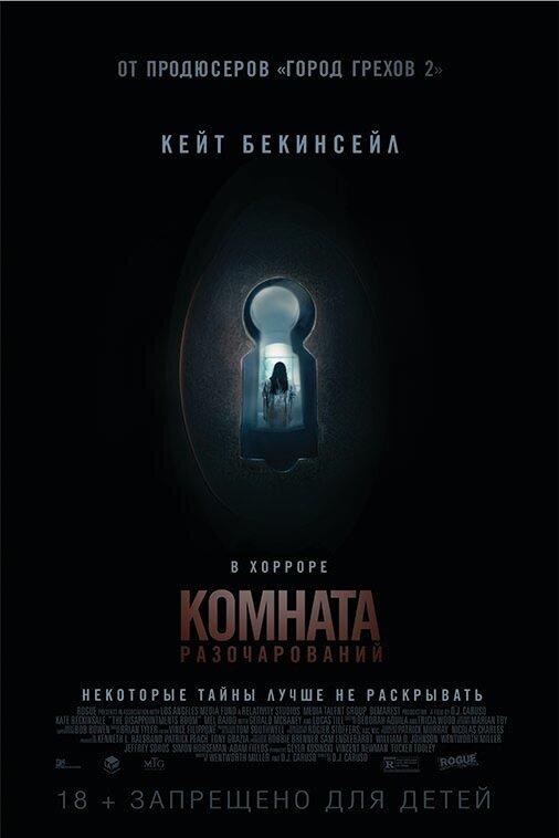 Отзывы к фильму – Комната разочарований (2015)