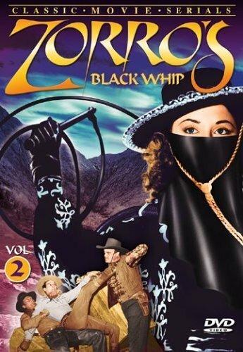Чёрный кнут Зорро (Zorro's Black Whip)