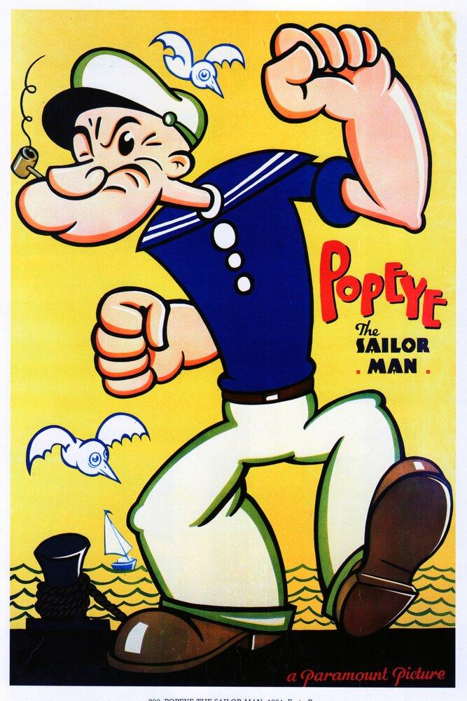 папай морячок фото