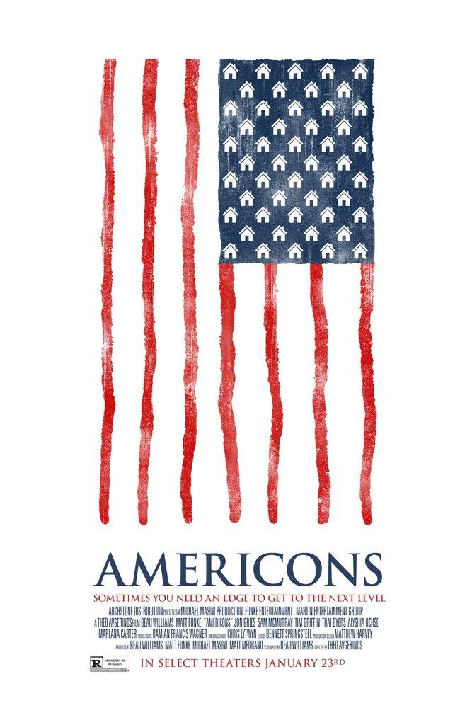 Америкосы / Americons (2017)