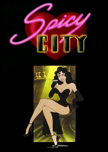 Спайси Сити (1997) полный фильм онлайн