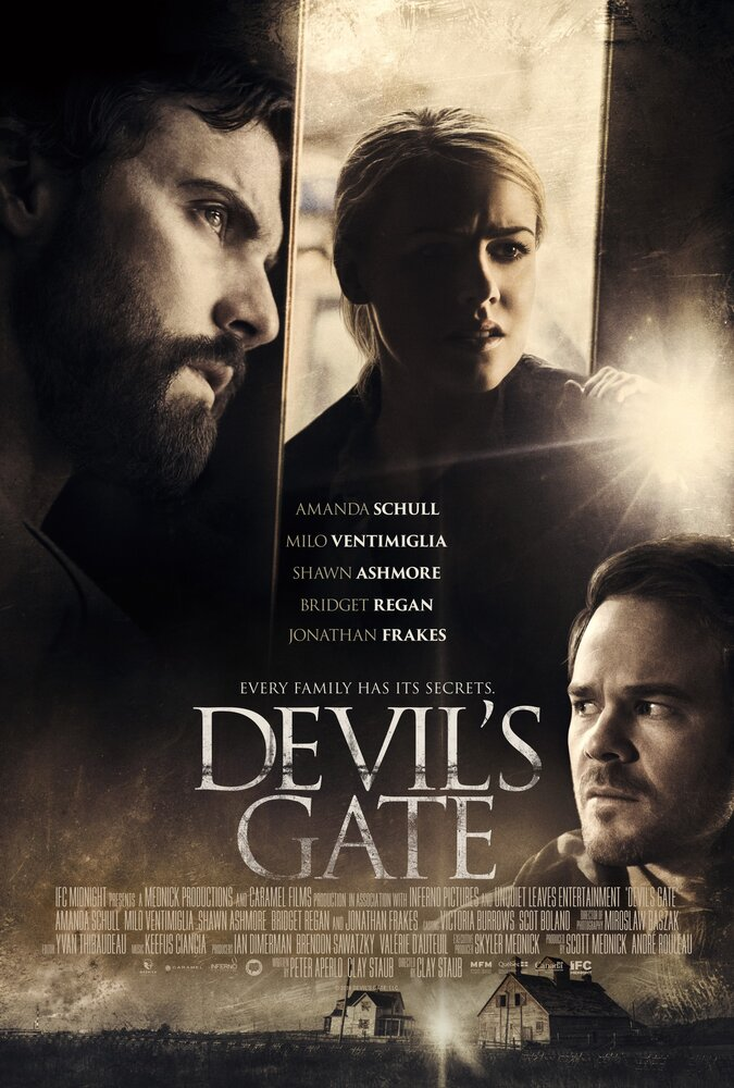 Дьявольские врата (2017)