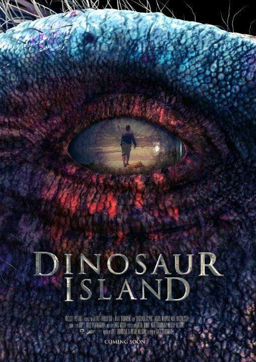 Фильмы Остров динозавров