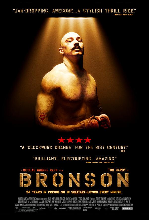 бронсон скачать фильм через торрент - фото 10