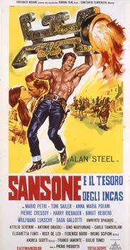 Самсон и сокровища инков (1964)