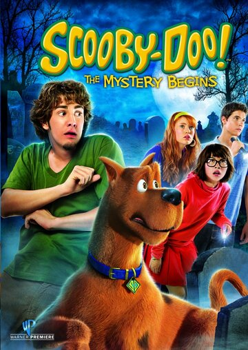 �����-�� 3: ����� ���������� (Scooby-Doo! The Mystery Begins)