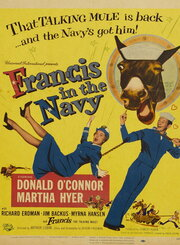 Смотреть онлайн Фрэнсис на флоте