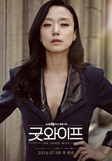 Хорошая жена (2016) полный фильм