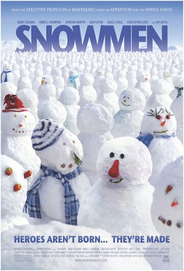 Снеговики 2010