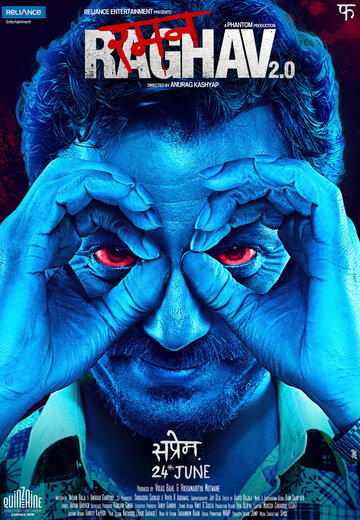 Раман Рагхав 2.0 (2016) полный фильм